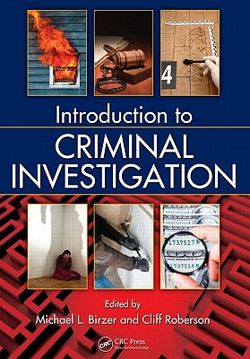 Introduction to Criminal Investigation By Birzer, Michael